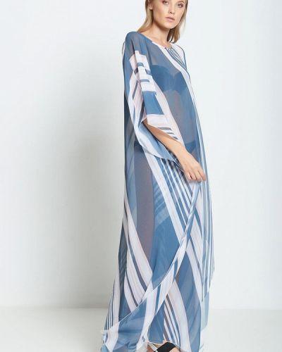 Пляжное платье - синее Donatello Viorano