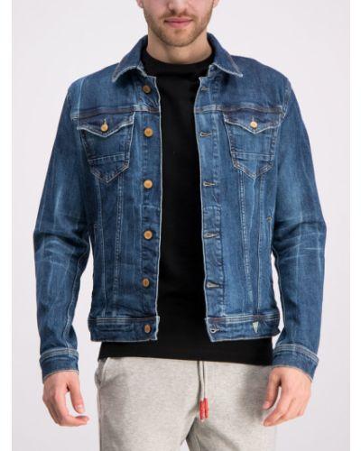 Kurtka jeansowa Guess