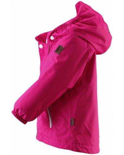 Зимняя куртка кожаная с капюшоном Reima