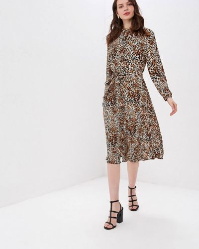 Платье - бежевое Sweewe
