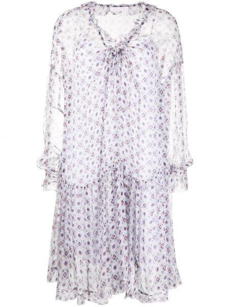 Платье расклешенное длинное See By Chloe