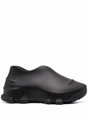 Sneakersy - czarne Givenchy