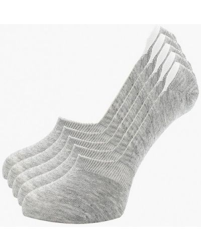 Серый носки набор Alla Buone