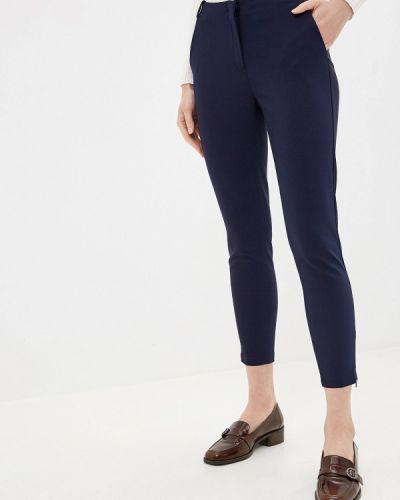 Классические брюки синие United Colors Of Benetton