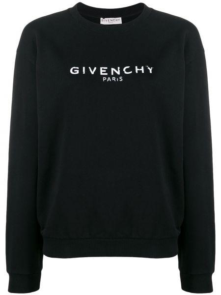 Sweter z nadrukiem bezpłatne cięcie Givenchy