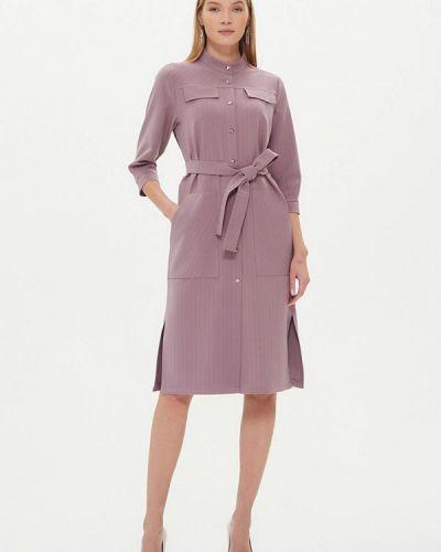 Розовое платье Mari Vera