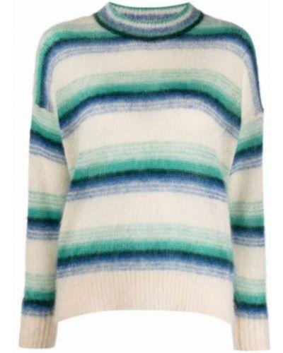 Sweter - zielony Isabel Marant Etoile