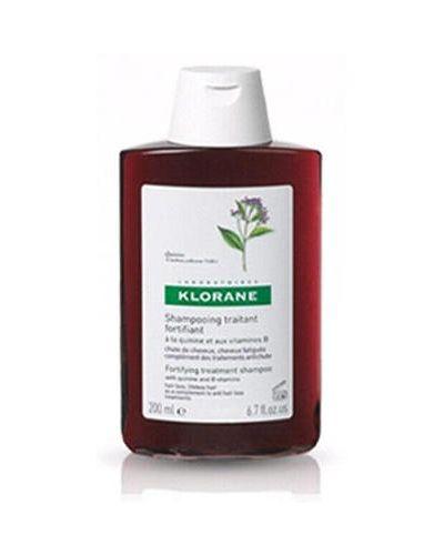 Шампунь для волос с витаминами тонкий Klorane