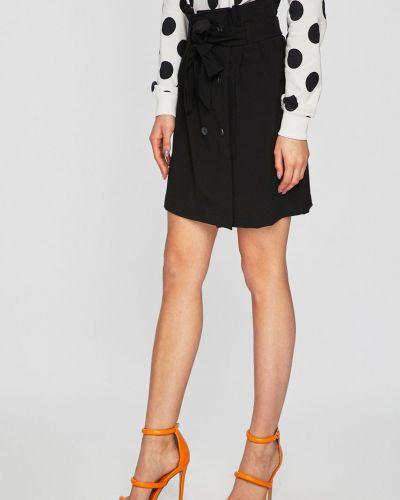 Długo spódnica na przyciskach z wiskozy Jacqueline De Yong