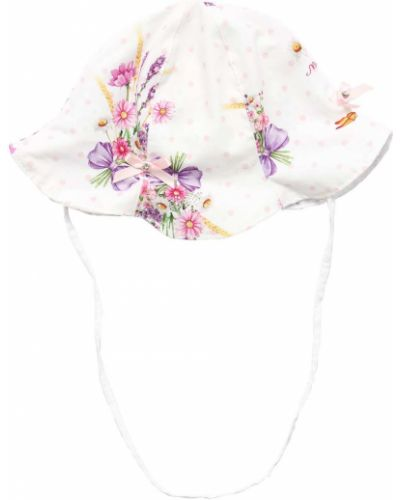 Bawełna biały bawełna kapelusz Monnalisa