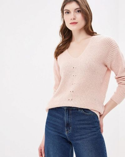 Розовый пуловер Tiffosi
