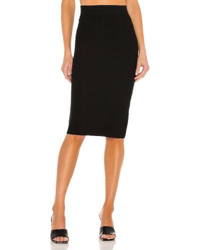Czarna spódnica z wiskozy Bailey 44