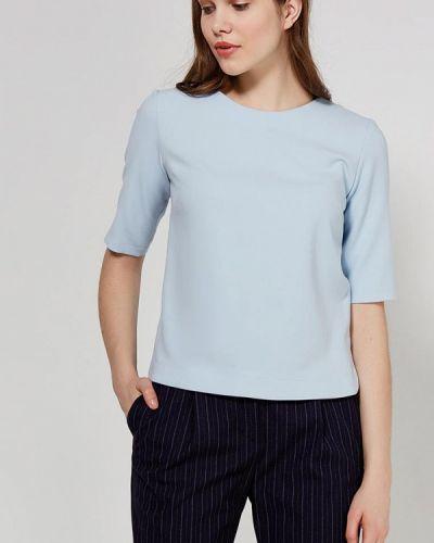 Голубая блузка Echo