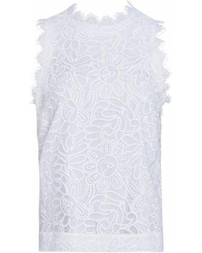 Biała koszulka bez rękawów Marc Aurel