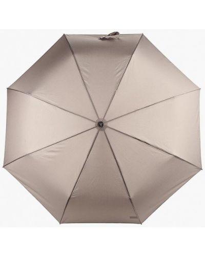 Серый складной зонт Fabretti