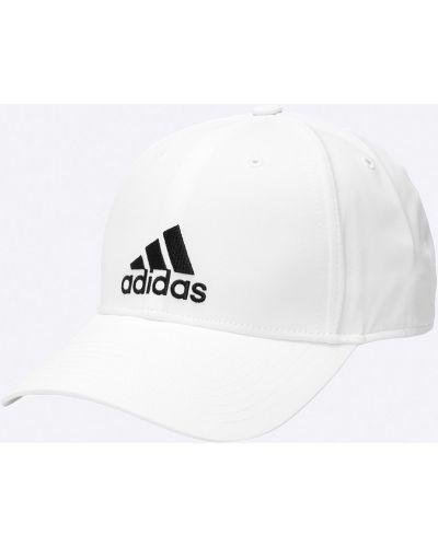 Белая шапка Adidas Performance