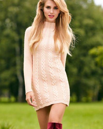 Платье из вискозы Love Republic