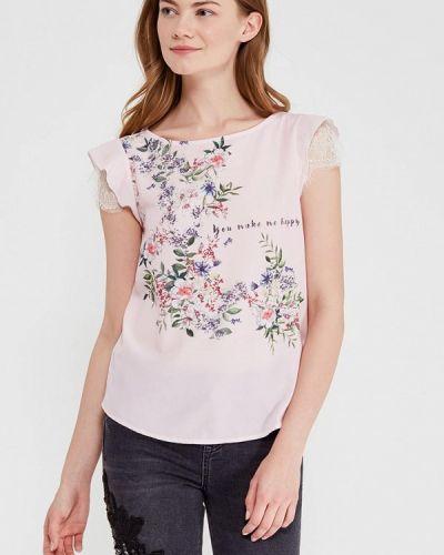 Розовая блузка Springfield
