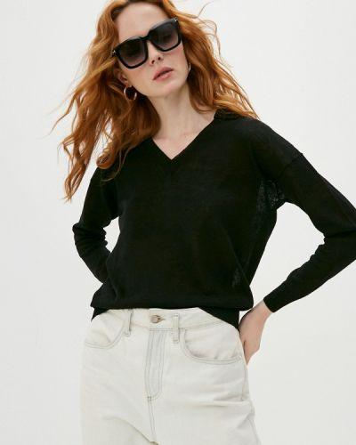 Пуловер - черный Cappellini