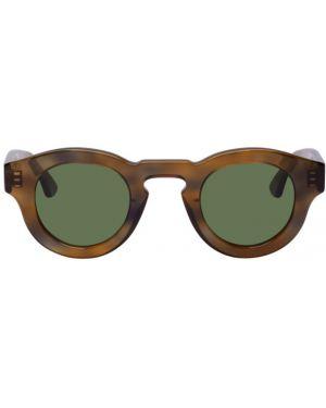 Солнцезащитные очки круглые с завязками Thierry Lasry