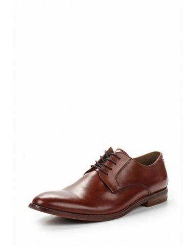 Коричневые туфли Aldo