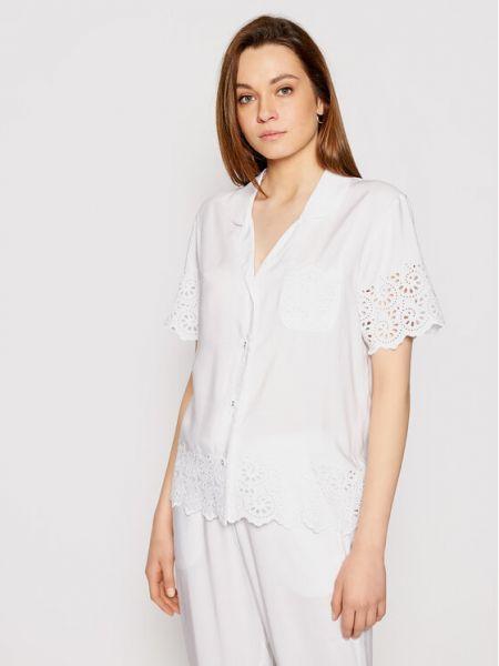 Biała piżama Cyberjammies