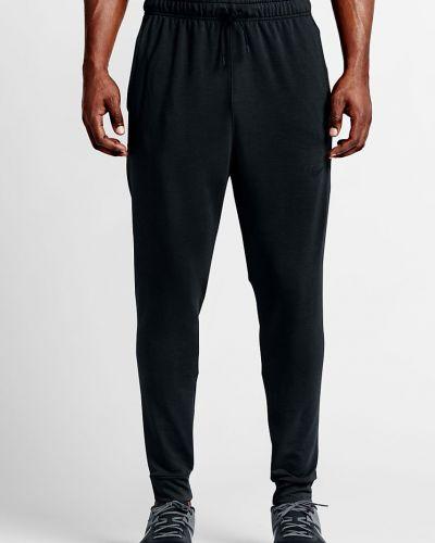 Прямые брюки на резинке из полиэстера Nike
