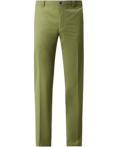 Zielone сhinosy bawełniane Meyer