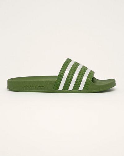 Сандалии зеленый Adidas Originals