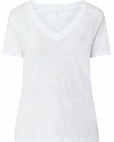 T-shirt bawełniana - biała Jake*s Casual