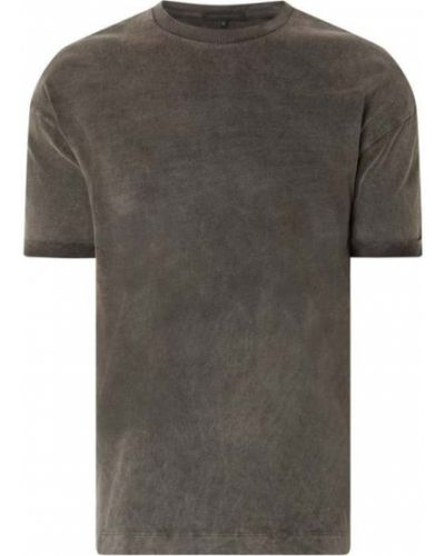 T-shirt bawełniany Drykorn