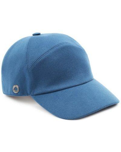 Синяя бейсболка Loro Piana