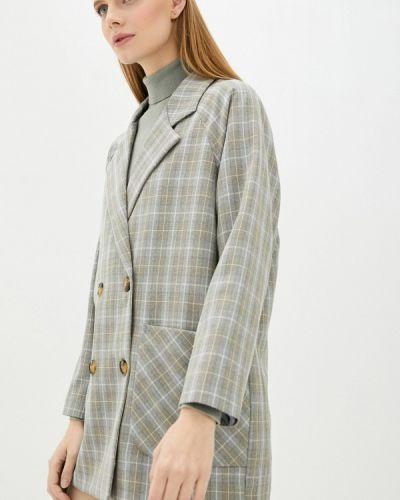 Пиджак - серый Grafinia