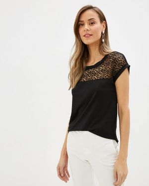 Блузка с коротким рукавом весенний Jacqueline De Yong