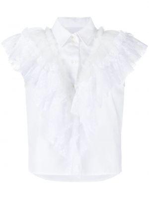 Белая рубашка классическая Viktor & Rolf