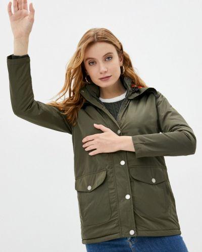Утепленная куртка - зеленая Felix Hardy