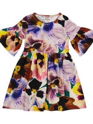 Бархатное платье Molo