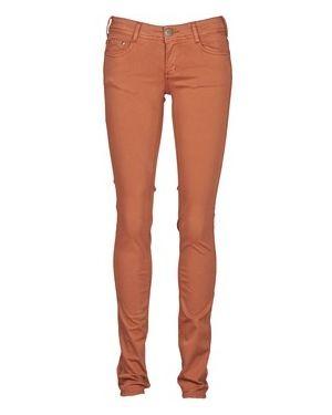 Brązowe spodnie Cimarron