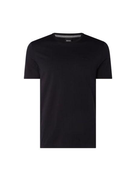 Koszula z logo wełniany Boss