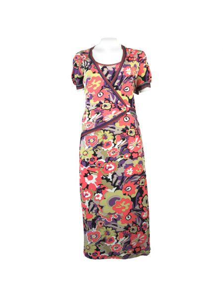 Платье из вискозы Elena Miro