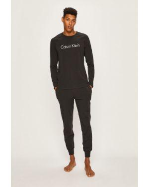 Piżama długo z raglanowymi rękawami Calvin Klein Underwear