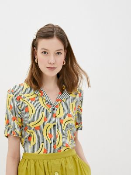 Блузка с коротким рукавом весенний Compañía Fantástica