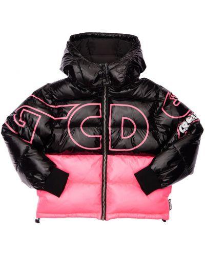 Черная куртка с карманами Gcds