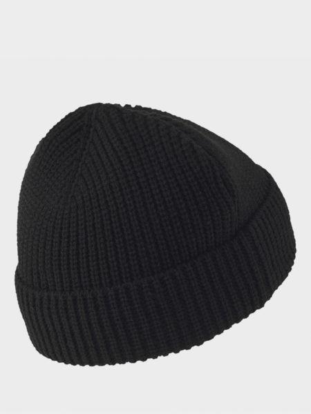 Вязаная шапка - черная Puma