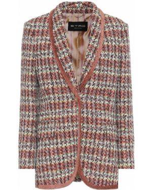 Пиджак твидовый итальянский Etro