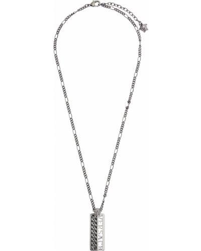 Naszyjnik srebrny Versace