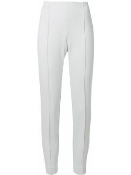 Укороченные брюки - серые Le Tricot Perugia