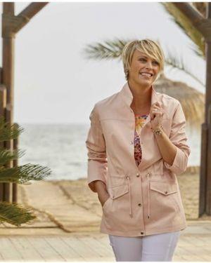 Куртка розовая летняя Atlas For Men