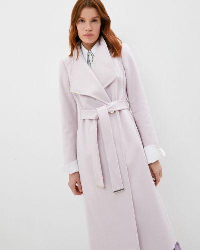 Розовое пальто Ted Baker London
