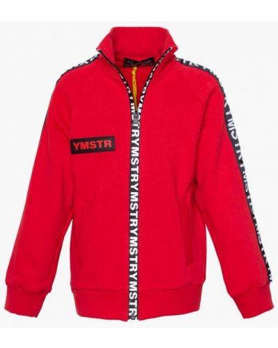 Красная олимпийка Yumster